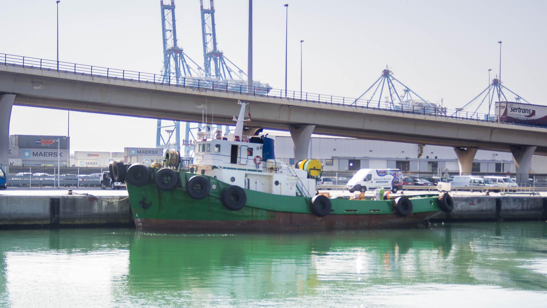 barco Aitana