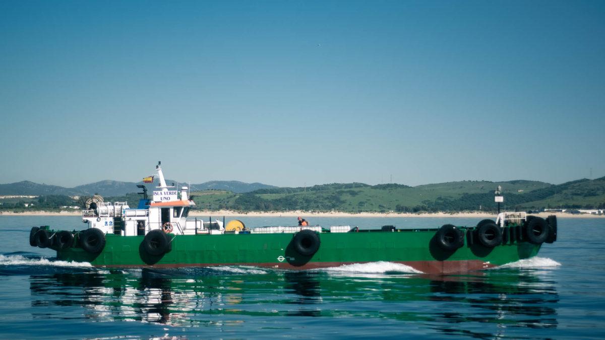 Barco Isla Verde I